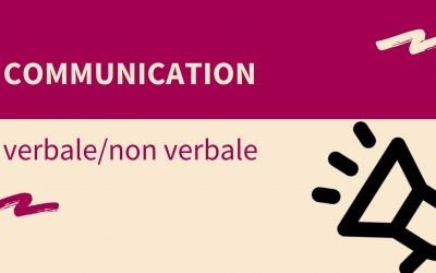Communication verbale/non verbale
